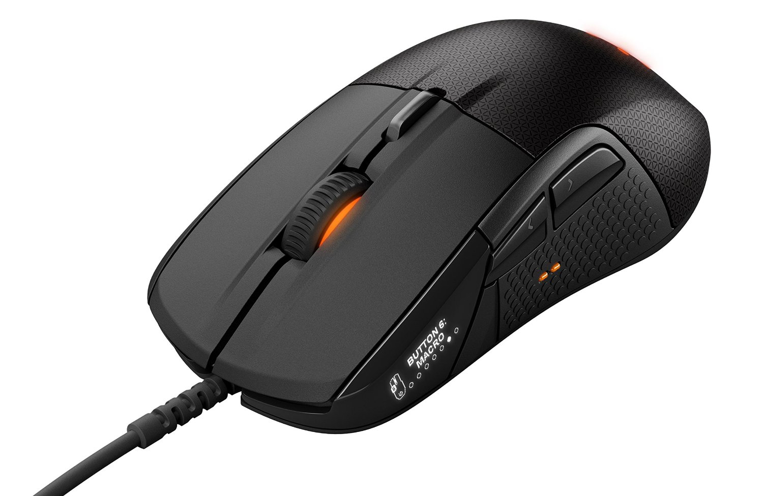 Steel Series Rival 700 – The only mouse which Vibrates