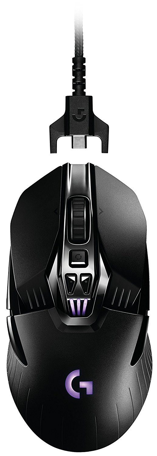 Logitech G900 Chaos Spectrum – Best Wireless Mouse for Gaming